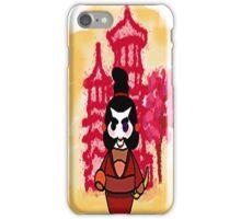 Yao momiji iPhone Case/Skin