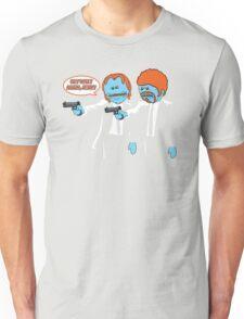 Mr. Meeseeks - Pulp Fiction parody Unisex T-Shirt