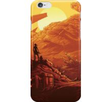 Star Wars VII - BB8 & Rey iPhone Case/Skin