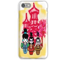 Chien po Ling and Yao Mamiji  iPhone Case/Skin