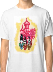Chien po Ling and Yao Mamiji  Classic T-Shirt