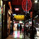 Toronto, Chinatown Dundas by Shane Bonnell