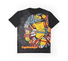 Coyolxauhqui Graphic T-Shirt
