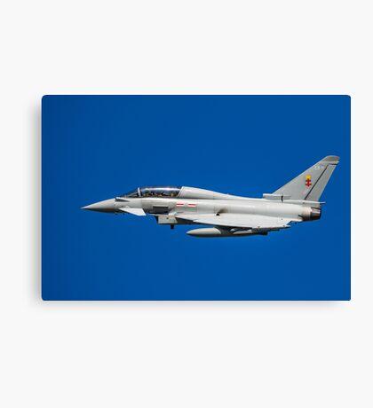 41 Squadron Typhoon Canvas Print