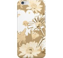floral comp 5 iPhone Case/Skin