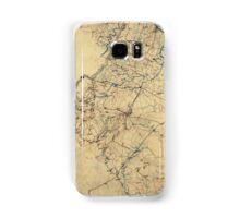 065  Preliminary map of northern Virginia embracing portions of Loudoun Fauquier Prince William and Culpeper counties Samsung Galaxy Case/Skin