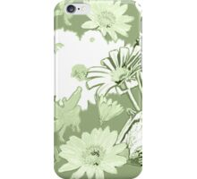 floral comp 4 iPhone Case/Skin