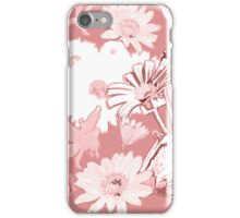 floral comp 3 iPhone Case/Skin