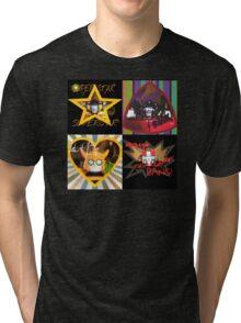 Pop art Close Countach  Tri-blend T-Shirt