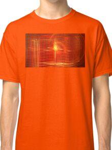 Red Sun Canopy Classic T-Shirt
