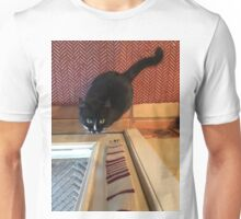 Warning--Staring May Cause Vertigo Unisex T-Shirt