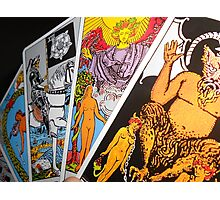 The Tarot Photographic Print