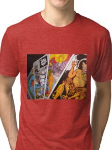 The Tarot Tri-blend T-Shirt
