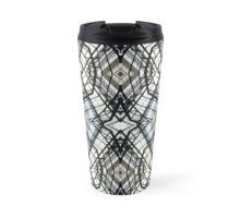 Girder kaleidoscope Travel Mug