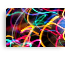 Frenetic Energy Canvas Print