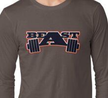 BEAST Weight Lifter Long Sleeve T-Shirt