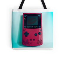 Game Girl Color Tote Bag