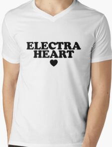 Electra Heart Mens V-Neck T-Shirt