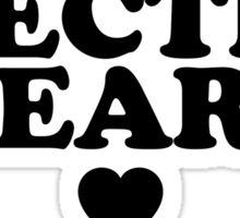 Electra Heart Sticker