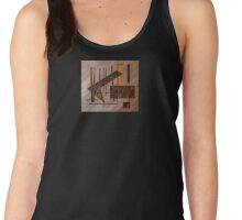 abstract 106 Women's Tank Top