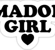 PRIMADONNA GIRL | MARINA AND THE DIAMONDS Sticker