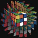 Rubik's Cube by ChrisButler