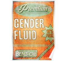GenderFluid Topup Poster
