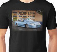 Michael Ryan's EB Falcon Drag Car Unisex T-Shirt