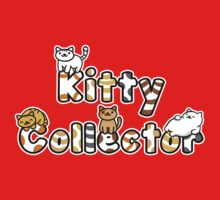 Kitty Collector Kids Tee