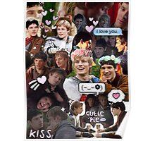 Merthur Collage (BBC Merlin) Poster