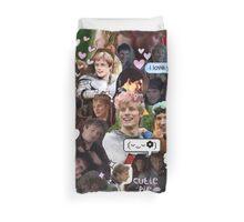 Merthur Collage (BBC Merlin) Duvet Cover