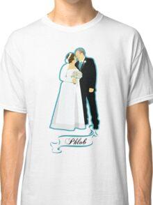 Phlob - Text Classic T-Shirt
