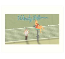 Wendy Peffercorn (The Sandlot) Art Print
