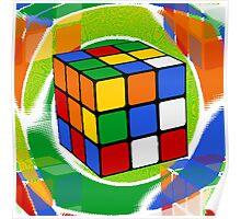 Rubik's Cube 2 Poster