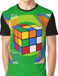 Rubik's Cube 2 Graphic T-Shirt