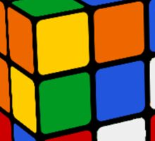 Rubik's Cube 2 Sticker