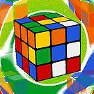Rubik's Cube 2 by ChrisButler