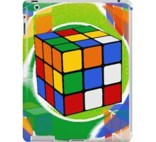 Rubik's Cube 2 iPad Case/Skin