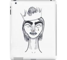 Queen Unordinary iPad Case/Skin