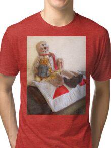 Primitive Doll Tri-blend T-Shirt