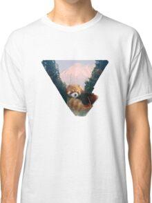 Red Panda Valley  Classic T-Shirt