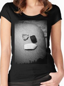 Salty Knee Women's Fitted Scoop T-Shirt