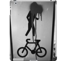 Can you ride a bike? iPad Case/Skin