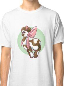 Cutie Bow Llama Classic T-Shirt
