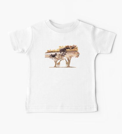African Nature Baby Tee