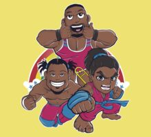 New Day Chibi Rocks! Baby Tee