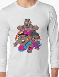 New Day Chibi Rocks! Long Sleeve T-Shirt