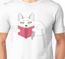 Reading Fox Unisex T-Shirt