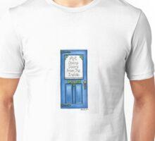 Art Opens Doors Unisex T-Shirt