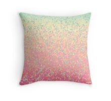 Gleaming Rainbow 6 Throw Pillow